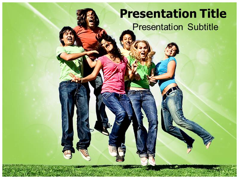Youth Culture Templates For Powerpoint